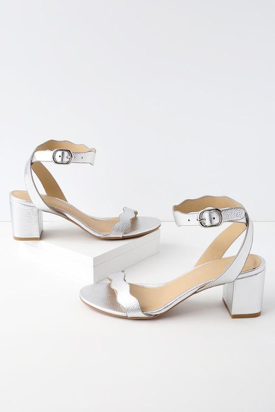 Lulus Jessenia Pebble Taupe Suede Ankle Strap Heels - Lulus zrVgLc