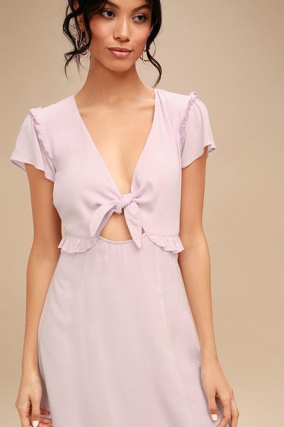 Tie Front Dresses
