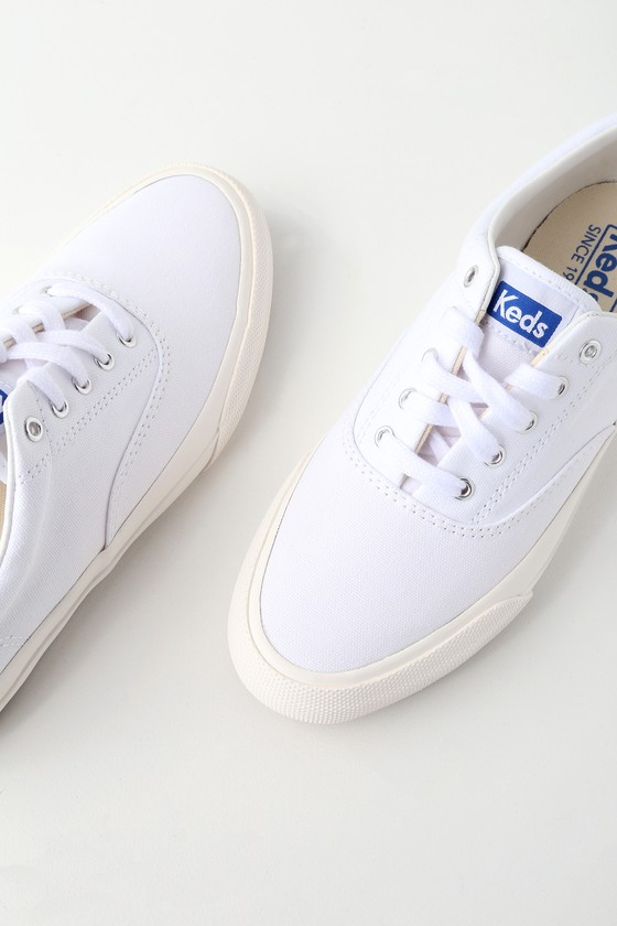 Anchor White Sneakers Keds Anchor Canvas Sneakers Shoes