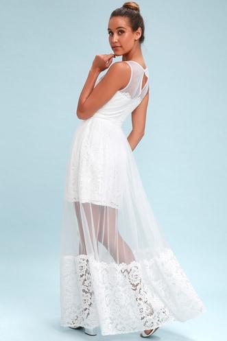 02c8f785639b Lace Wedding Dresses for Less | Save on a Stylish, Bridal Dresses