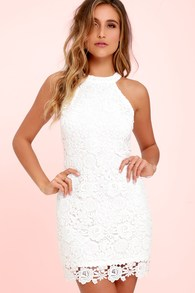 Trendy White Dresses for Women in the Latest Styles  8cf545a1b