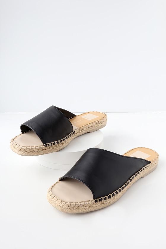 Lulus Banji Espadrille Slide Sandal Heels - Lulus GovWge6