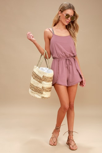 04136f8e63c Trendy Jumpsuits and Rompers for Women - Lulus