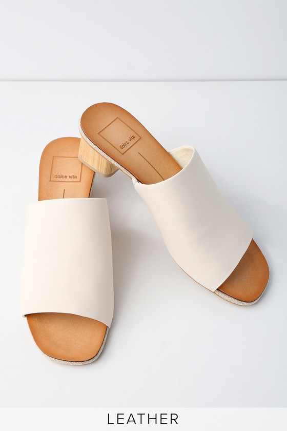 Lulus Kaira Suede Leather Mules - Lulus D9yyjyDI