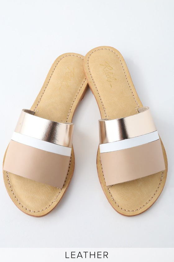 7bf23159e702 harmony-sand-leather-slide-sandals by rebels