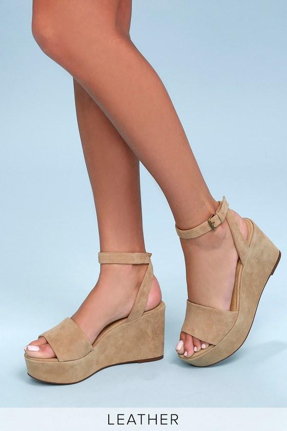 splendid felix platform wedge sandal