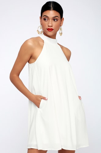f0c72222e3f Trendy White Dresses for Women in the Latest Styles | Find a Cute ...