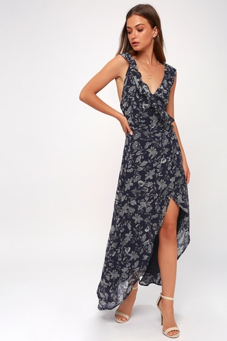 801eb56d7 Find a Stylish Navy Blue Dress or Separates for a Sophisticated Look ...