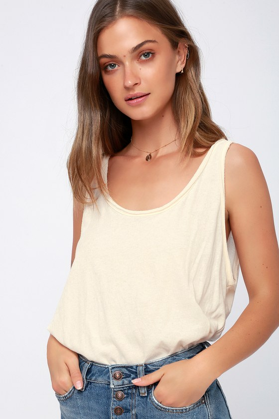 Sydney White Sleeveless Bodysuit by Lulu's