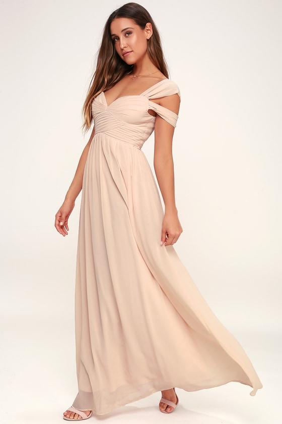 1940s Dresses | 40s Dress, Swing Dress Make Me Move Grey Maxi Dress - Lulus $90.00 AT vintagedancer.com