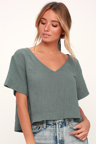 70a2ebd69c7 Signorina Grey Short Sleeve Top. Quick View. Grey · Rusty Rose · White ...