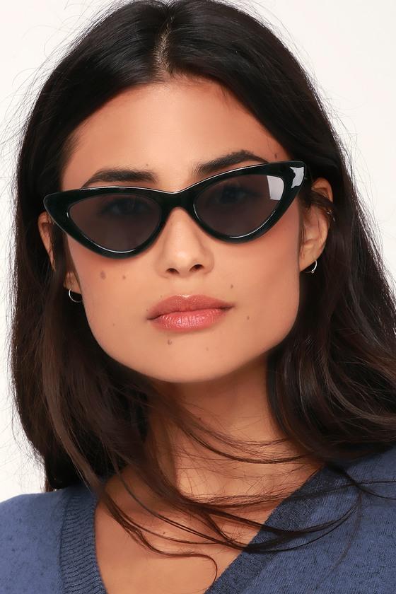 Black Sunglasses Park Cat Small Ave Eye w8nOmv0PyN