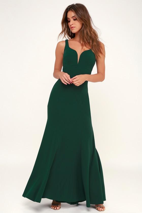 Green Emerald Dress