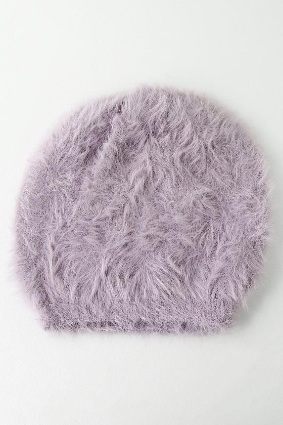 8e6d931594e Free People Big Sky - Lavender Beanie - Slouchy Beanie