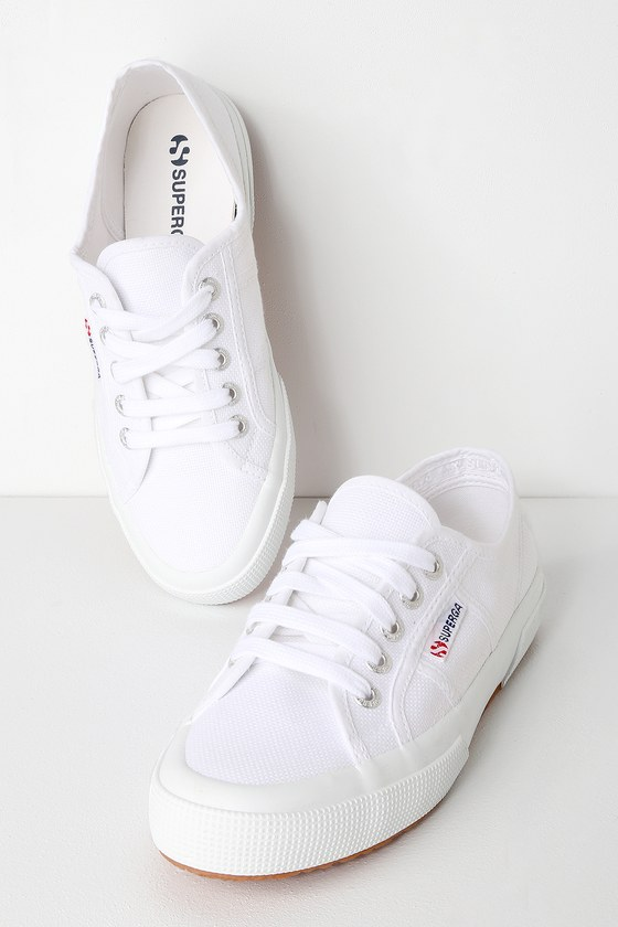 Superga 2750 COTU - White Sneakers