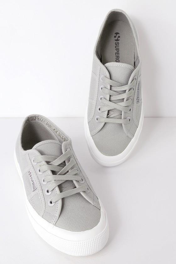 Superga 2750 COTU - Light Grey Sneakers