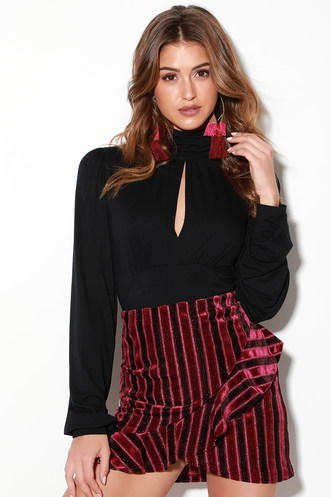 19a3ca834f4 Find a Trendy Women s Velvet Dress  We Make Luxe Looks Affordable ...