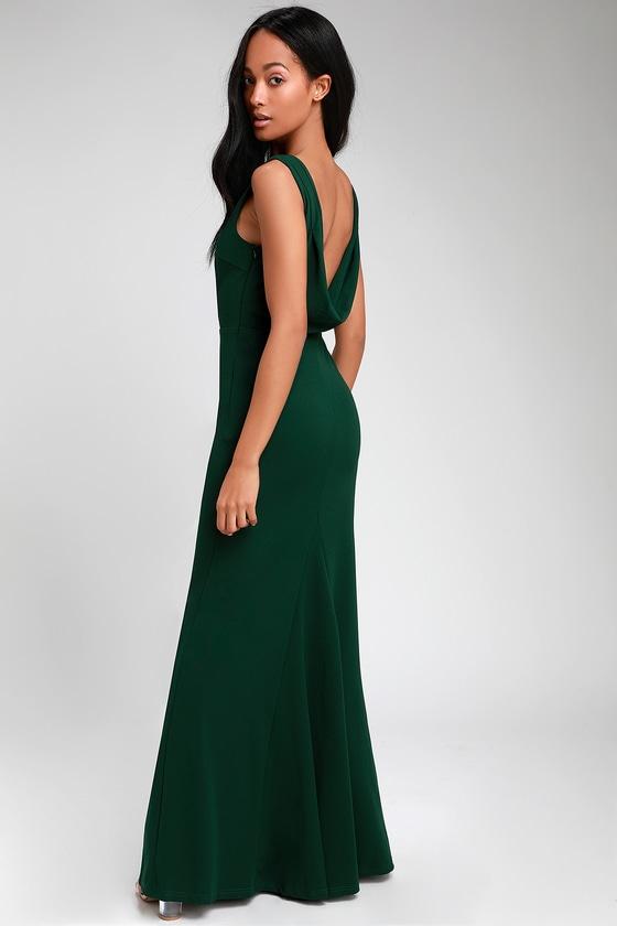 1930s Evening Dresses | Old Hollywood Dress Call My Name Blush Pink Backless Maxi Dress - Lulus $59.00 AT vintagedancer.com