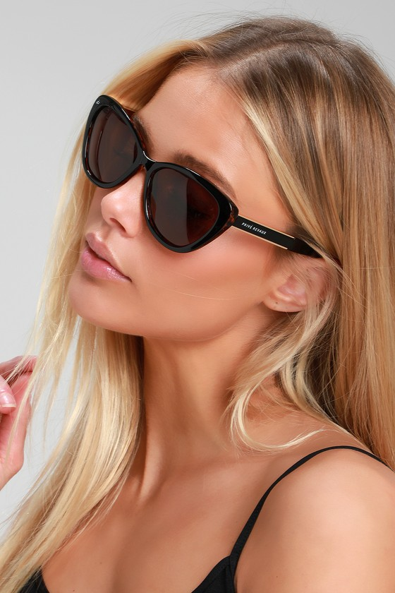 f25a4ebcedd38 Prive Revaux The Hepburn - Tortoise Sunglasses - Brown Sunglasses