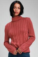 d771cfe6f7 Cute Navy Blue Sweater - Cardigan Sweater - Pom Pom Sweater