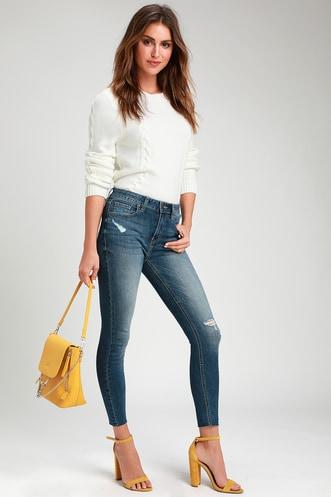 76e1e04665 Denim Clothing for Women - Denim Clothes - Denim Skirts & Shorts