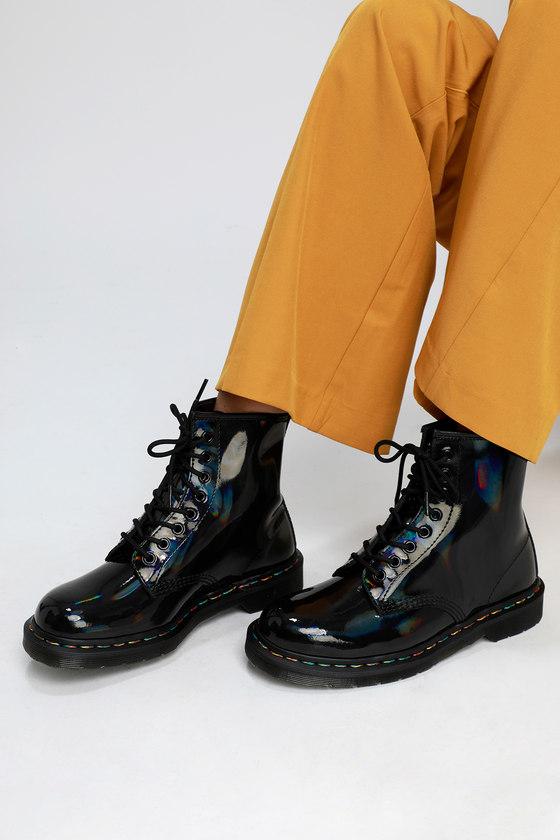 1460 PASCAL IRIDESCENT | Original Boots & Shoes | Dr