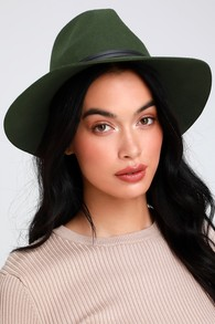 90555719c8f Close to Home Olive Green Hat