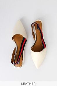83e98890d Splendid Thaddeus - Tan Suede Leather Slides - Espadrilles