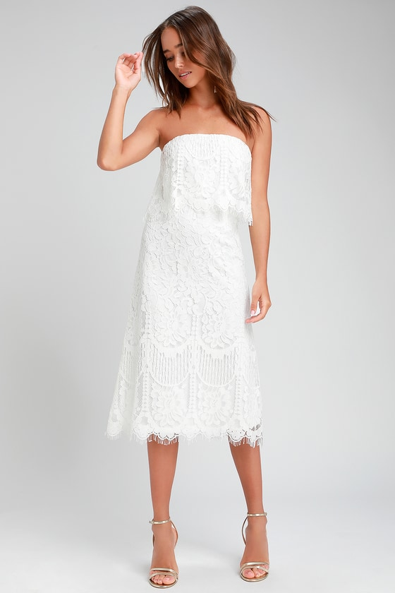 White Gowns for Graduation