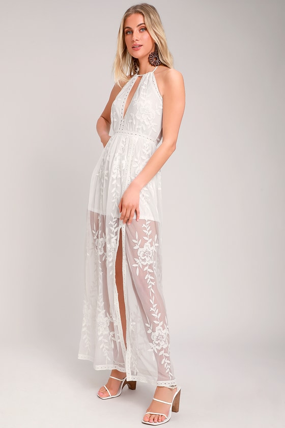 Beach Wedding Dress for Casual Guests
