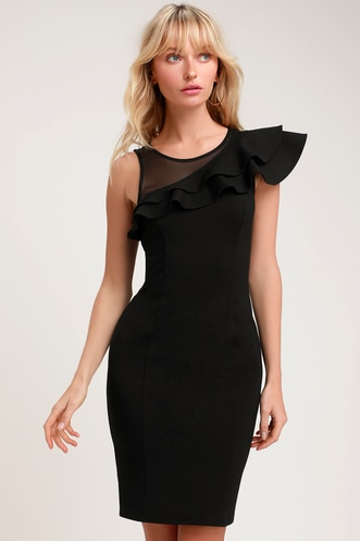 Find The Perfect Little Black Dress In The Latest Style Affordable