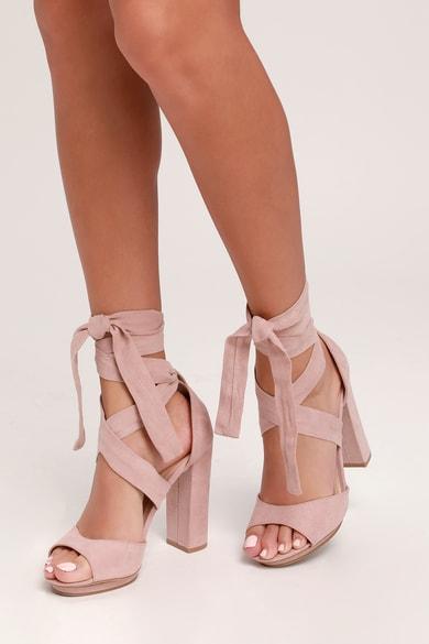 5c42afe6c1022 Nude Shoes & Blush Heels | Shop Nude Dress Sandals at Lulus
