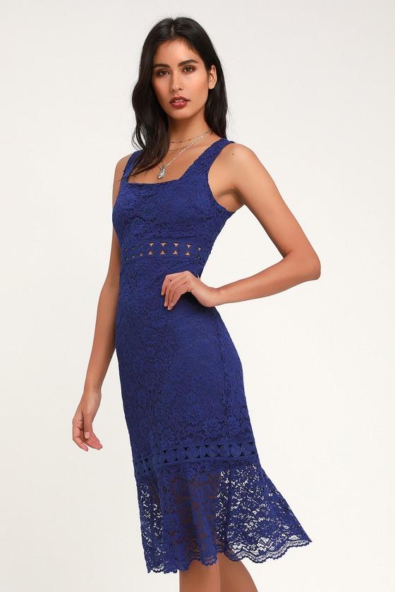 10 Beautiful Blue Graduation Dresses 5