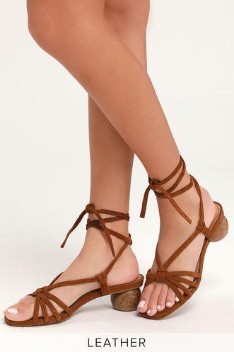 3937c8937d Women's Lace Up Heels | Tie Up Heels for Less