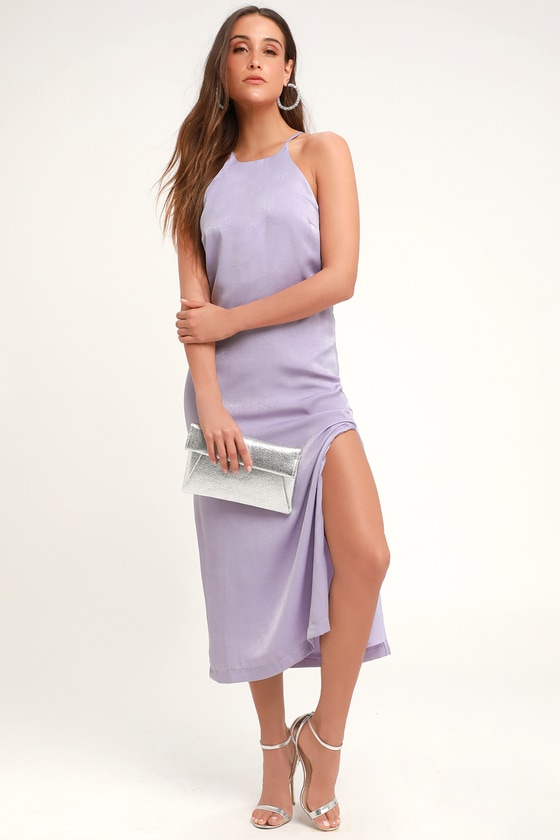 da7a47508aa Lilac Color Dress – Fashion dresses