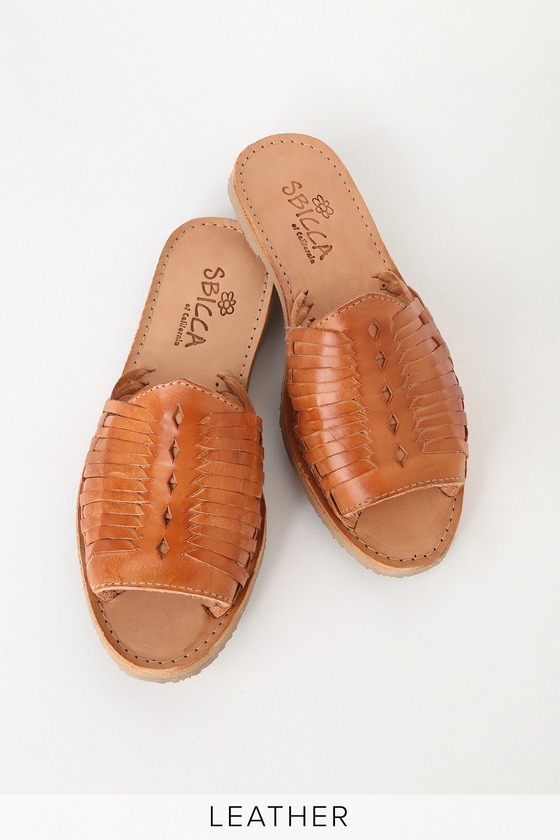 Natural Leather Leather Lawrin Leather Huarache Sandals Lawrin Lawrin Natural Sandals Natural Huarache I7mgvyYf6b