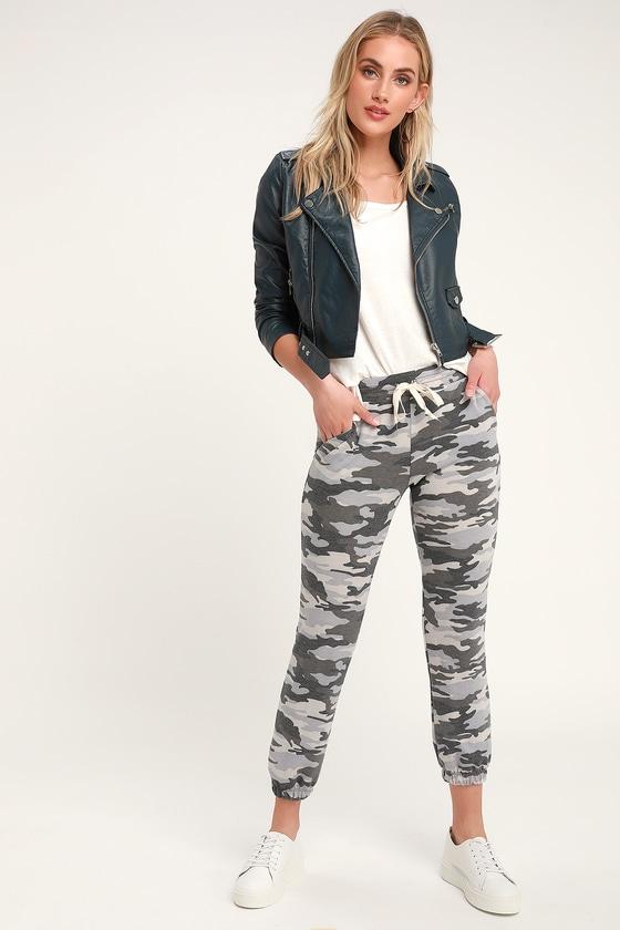 cf9daf68e58a2 Cute Camo Lounge Pants - Camo Joggers - Camo Sweatpants