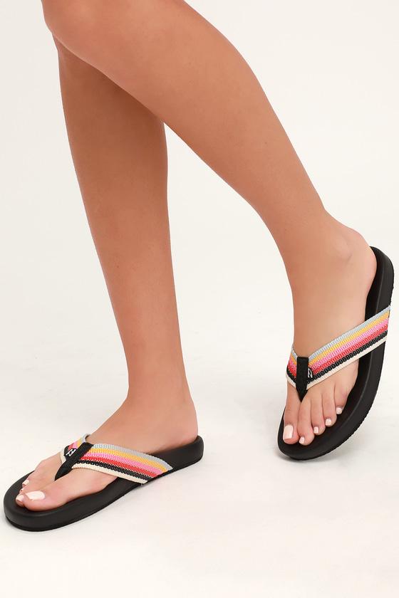 3d4bdd772b2a06 Billabong Beach Club - Thong Sandals - Multi Thong Sandals