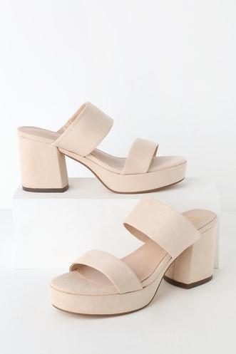 ff4ce28c0eb0 Vegan Heels - Vegan Women s Shoes - Wedges   Heels - Lulus