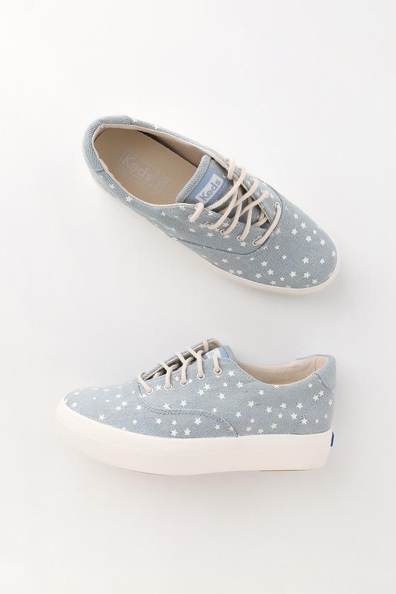 Keds Rise Denim Sneakers - Star