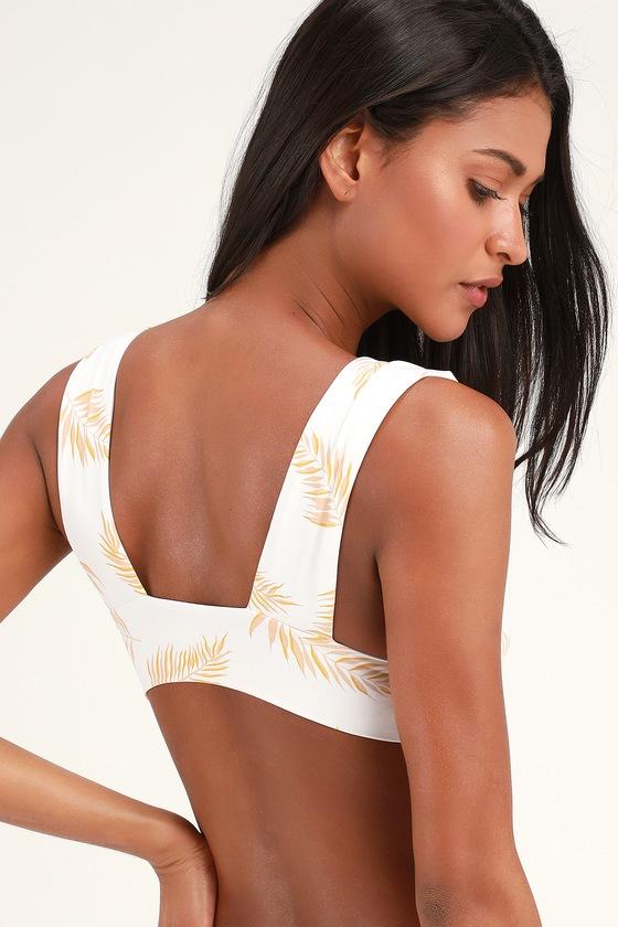 e32cb6862f0ce Billabong x Sincerely Jules Dos Palmas - Bikini Top - Swim Top