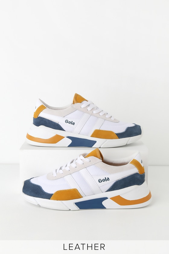 Gola Eclipse Sneakers - Genuine Leather