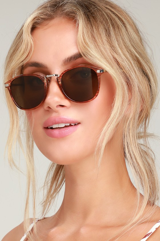 ba842904bd Cool Amber Sunglasses - Round Sunglasses - Amber Sunnies