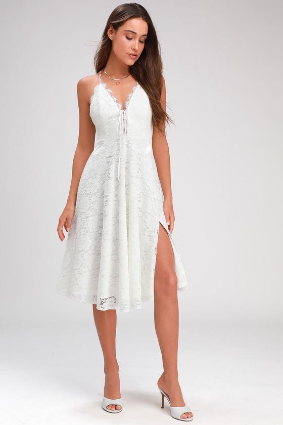 Simple Bachelorette Dress