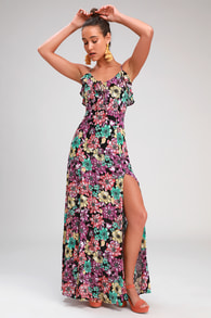 Cute Maxi Dresses Find Long Dresses For Women At Lulus