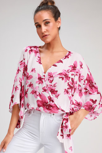45f652b9b1e9e Cute Blouses and Button-Ups for Women at Lulus.com