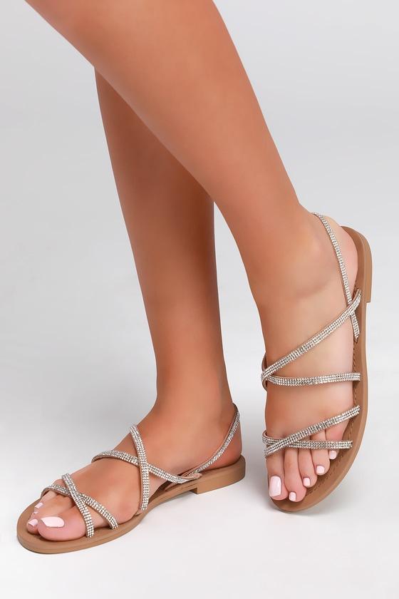 6010f1b94da Rita Natural Multi Strappy Sandals
