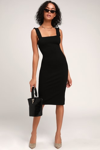 cdc7752f306 Find the Perfect Little Black Dress in the Latest Style