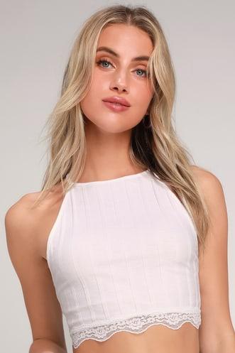 f5b7a262397 Cute Crop Tops for Women & Teens | Long Sleeve Crop Tops