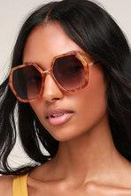 db5336ec7d0f Kirby Leopard Print Mini Purse. $39 · Be Alright Tortoise Oversized  Sunglasses